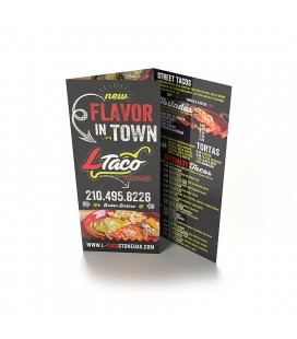 "Brochure - Trifold - 8.5"" x 11"""