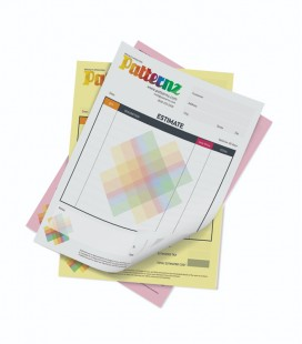 NCR Forms Full Color Letter Size
