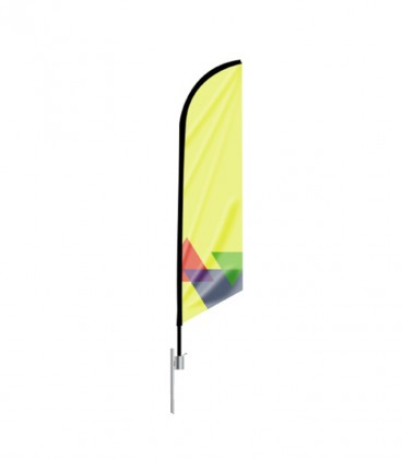 Feather Flag Double Sided